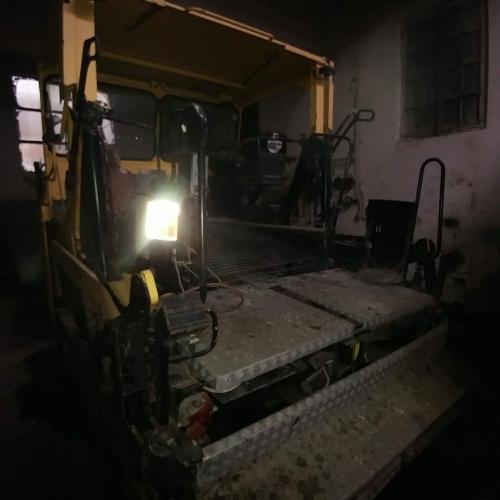 Repartizor asfalt DEMAG