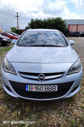 Autoturism Opel Astra
