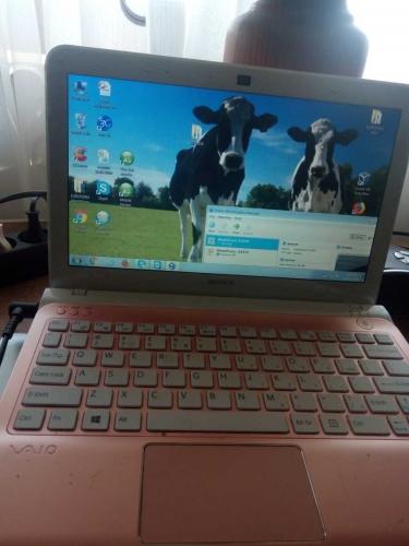 Lichidator judiciar vand Laptop Sony VPCCA4SIE