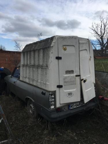 Lichidator judiciar vand autoutilitara Dacia