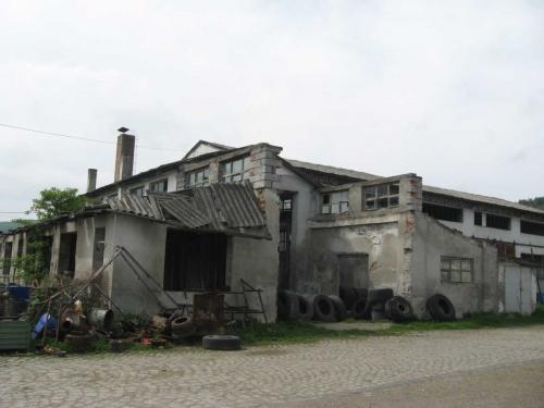 Lichidator judiciar vand proprietate industriala - Dej